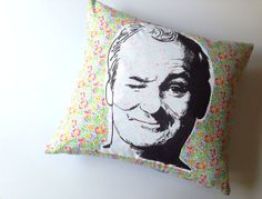 Bill Murray Pillow
