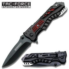Tac-Force G10 Assisted Action Open Knife null