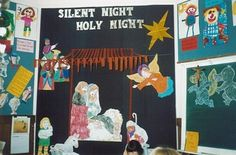 Christmas in the classroom (Catholic school, so we can nativity all the way)