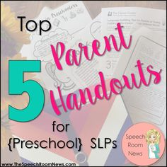 Worksheets Mommy Speech Therapy Worksheets the speech and articulation worksheets were created by heidi hanks top 5 parent handouts for preschool slps room news