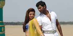 Paayum Puli Movie Latest Photos | Vishal | Kajal Agarwal - http://www.iluvcinema.in/tamil/paayum-puli-movie-latest-photos-vishal-kajal-agarwal/