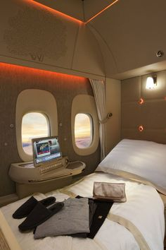 Emirates First Class Suites Emirates Unveils New Mercedes-Benz-Inspired First C. Emirates First Class Suites Emirates Unveils New Mercedes-Benz-Inspired First Class Suites – Las Best First Class Airline, First Class Flights, Emirates First Class, Luxury Jets, Famous Beaches, Beaches In The World, Modern City, Out Of This World, Travel Aesthetic