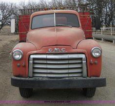 1948 GMC 1 1/2 ton truck