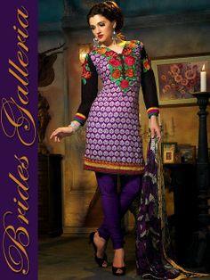 Punjabi Suits 2013-2014 | Voguish/Pure Cotton Punjabi Suits | Brides Galleria Party Wear Dresses - Fashion Trends Now