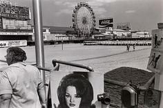 Lee Friedlander, Atlantic City, NJ, 1971.