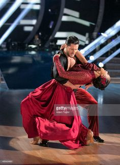 Episode 2108' - The 'Dancing with the Stars' celebrities paid tribute to influential figures in their lives on MONDAY, NOVEMBER 2, 2015 (8:00-10:01 p.m., ET). Val and Tamar