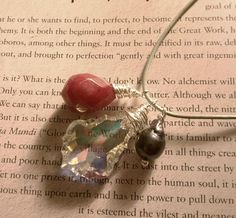 Thrice Greatest  Swarovski  Crystal Candy by LittleCircusDreams, $77.00    Too Cute!
