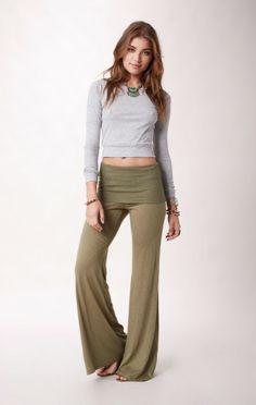 DAYDREAMER FLARE PANT