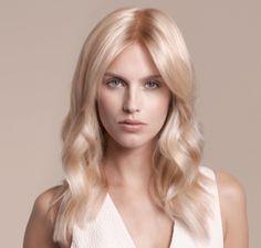 Sunkissed blonde... get the formula!