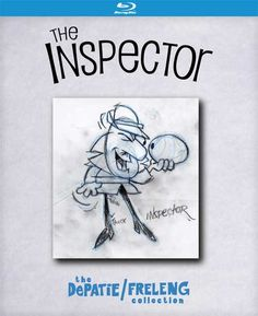 The Pink Panther Show - April Date for 'Inspector,' 'Crazy Legs Crane,' 'Ant/Aardvark' on DVD, Blu-Ray . I like cartoon I was a kid .