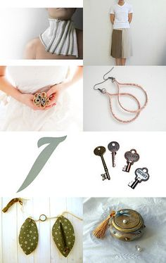 Beige   Olive by Eleni Athini on Etsy--Pinned with TreasuryPin.com
