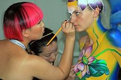 World Body Painting Festival China