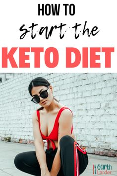 How to start keto - a great guide on how to start the keto diet with success. Keto diet in week 1 can be overwhelming. This guide will give you support to understand where to begin when starting the keto diet. Starting Keto, Ketogenic Diet For Beginners, Keto Diet Plan, Diet Tips, Lose Weight, Success, How To Plan, Dieting Tips, Ketogenic Diet Plan