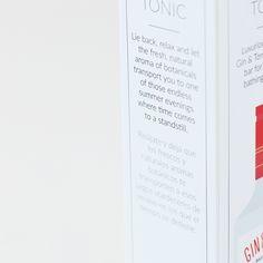 Set de baño - Gin & Tonic