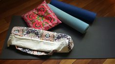 Capa tapete de Yoga