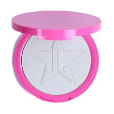 Jeffree Star - Skin Frost Highlighter in 'Ice Cold'. Perfect! A highlighter for my pale skin!