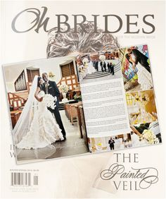 Tag Archives for African American Wedding Photography 200 Peachtree Wedding | Published in Oh-Brides Magazine
