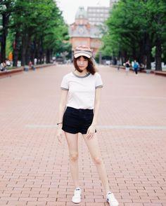 Princess Hours Thailand, Girl Short Hair, Girl Photography, Asian Beauty, My Idol, Movie Stars, Cute Girls, Short Hair Styles, Handsome