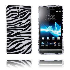 Symphony (Zebra) Sony Xperia S Deksel