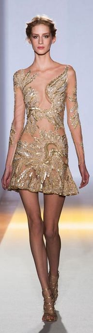 View all the catwalk photos of the Zuhair Murad haute couture spring 2013 showing at Paris fashion week. Read the article to see the full gallery. Style Haute Couture, Couture Fashion, Runway Fashion, Spring Couture, Paris Fashion, Fashion Week, High Fashion, Fashion Show, Fashion Design