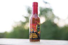 12 oz. Papaya Habanero Hot Sauce