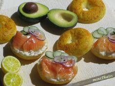 "377 Likes, 12 Comments - Thaiss (@minithaiss) on Instagram: ""Lox and cucumber bagels  #miniature #dollhouseminiatures #bagel #bagels #salmon #lox #loxbagel…"""