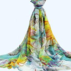"Silkholic Women's 100% Luxurious Charmeuse Silk Long Scarf Shawl Stole 55"" W x 70"" L Silkholic,http://www.amazon.com/dp/B00IBV7NQE/ref=cm_sw_r_pi_dp_JjWBtb0PS8W4NR8K"