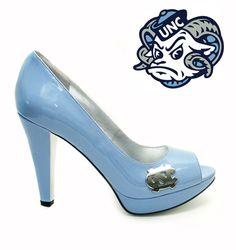 UNC - High Heel Shoe #stylish