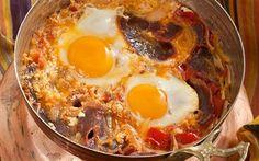 Pastırmalı Yumurta Karatay Mutfağı