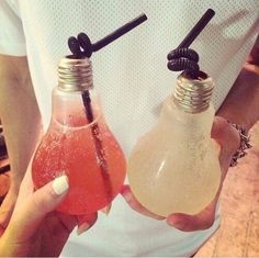 A Perfect way to enjoy summer lemonade:)