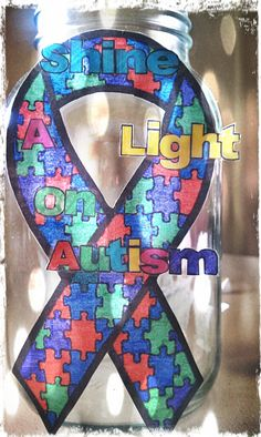 Shine a light on Autism For Awareness