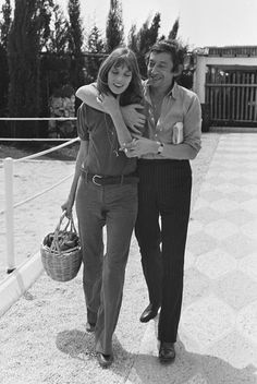 Jane Birkin #ThrowbackThursday: Street Style Look of The Day | Fashion, Trends, Beauty Tips & Celebrity Style Magazine | ELLE UK