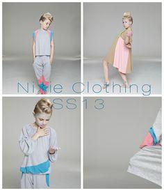 Nixie Clotihing s/s 2013 via kenziepoo photos: ??