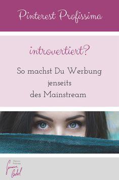 Du bist #introvertiert und weißt nicht, wie Du #Werbung machen sollst?