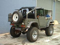 Mini Trucks, Cool Trucks, Cool Cars, Jimny Sierra, Suzuki Cars, Suzuki Jimny, Nissan Patrol, Car Wheels, Cars And Motorcycles