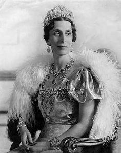 Queen Louise of Sweden former Princess of Battenberg/Mountbatten
