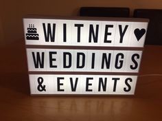 Recommended Suppliers at Witney Weddings