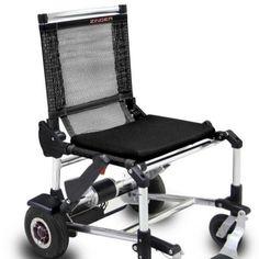 Hola a todos, dejad que me presente: me llamo Zinger y soy la silla de ruedas eléctrica plegable más ligera del mundo. He venido facilitarte la vida: podrás ...