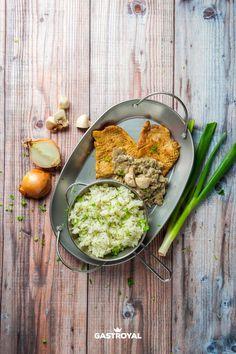 Sertésborda, velős gombás raguval, jázminrizs #food #fooddelivery #gastroyal #roast