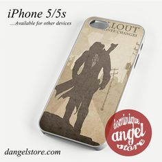Fallout 4 War Never Changes Phone case for iPhone 4/4s/5/5c/5s/6/6 plus
