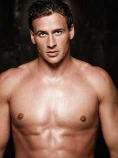 Hes Baaaack! Ryan Lochte Is Cosmos (Shirtless) Guy Of The Month