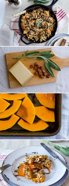 Butternut squash gratin: a welcome twist on a winter staple.