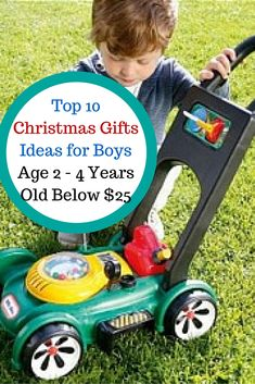 Christmas Gifts For 2 Year Olds Presents Toddlers Boys Toddler Gift Old Boy