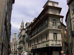 Rua Sampaio Bruno-Porto!