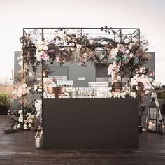 The Effective Pictures We Offer You About boho wedding decorations A quality picture can tell you many things. Boho Wedding Decorations, Wedding Themes, Wedding Events, Floral Wedding, Wedding Flowers, Wedding Table Seating, Dream Wedding, Wedding Day, Wet Bars