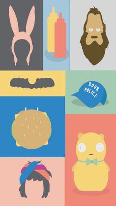 Bob Burgers Wallpaper Size: 640x1136