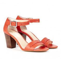 Amanda Open Toe Heels.