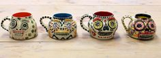 #289- Day of the Dead mug (2)