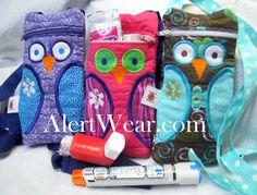 Owl Epi-Pen case!!!:)