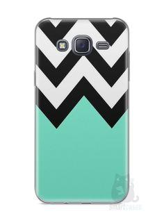 Capa Samsung J5 Ondas #2 - SmartCases - Acessórios para celulares e tablets :)